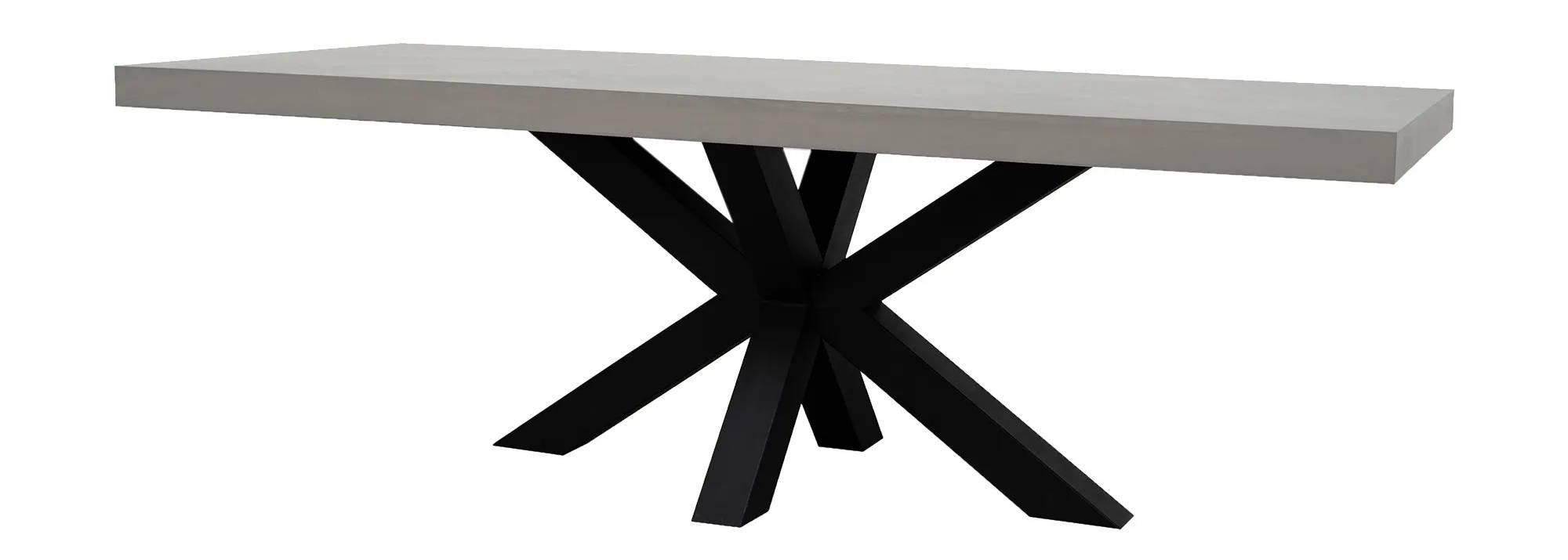 Betonnen tafelblad soorten en vormen