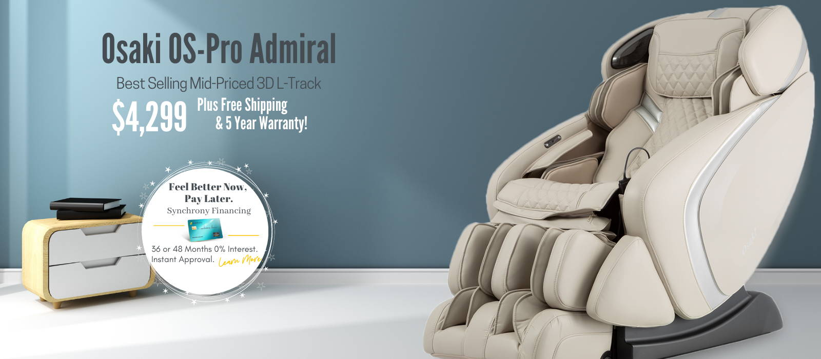 Osak OS-Pro Admiral 3D