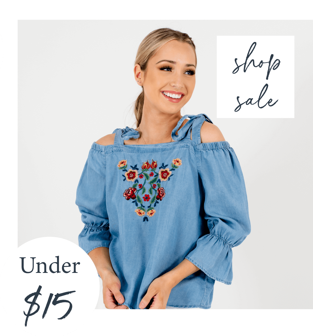 great prices, great deals, women's clothing, affordable boutique fashion