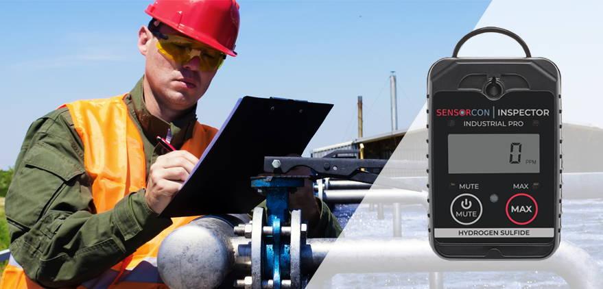Utilities worker and Inspector