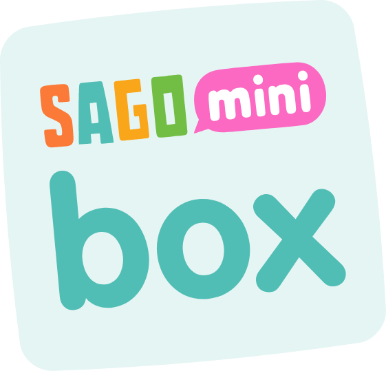 Sago Mini Box Logo