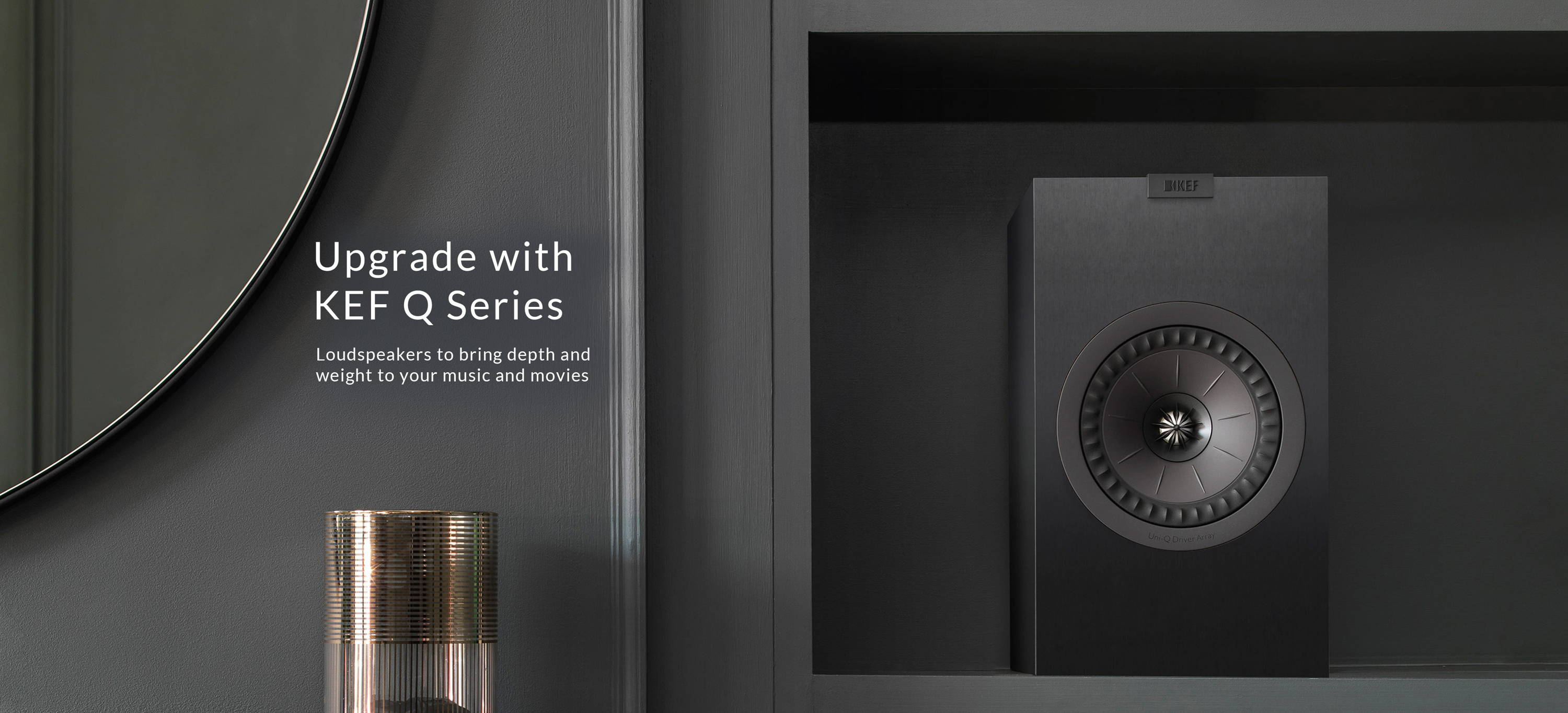 KEF Q Series Speakers