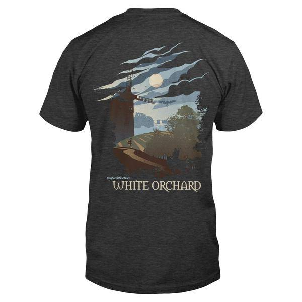 Product photo of The Witcher 3 Experience White Orchard Pocket Tee