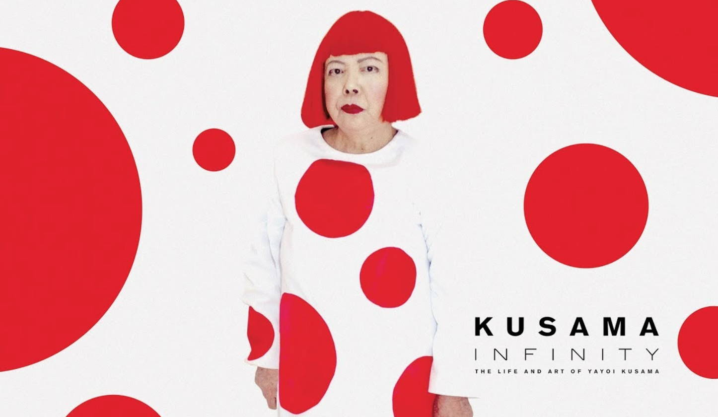 Kusama Infinity movie trailer