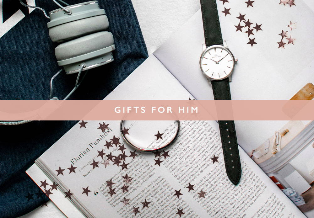 The Christmas Gift Guide - Watches, handbags, jewellery and leather go