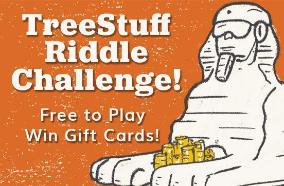 TreeStuff Riddle Challenge