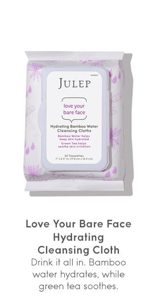 Love Your Bare Face - Hydrating Cleansing Cloth