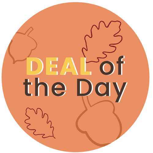 Circle image for day of the deal