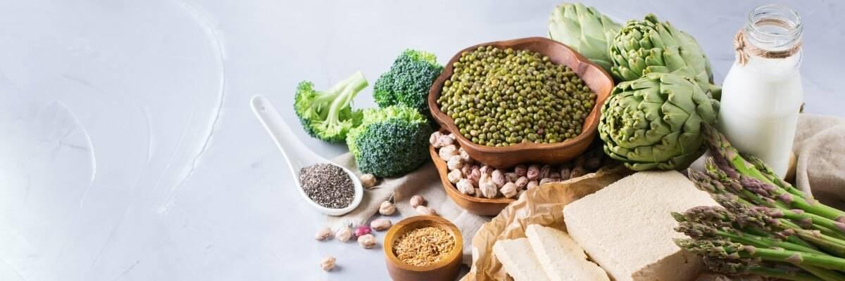 Sources de protéines vegan