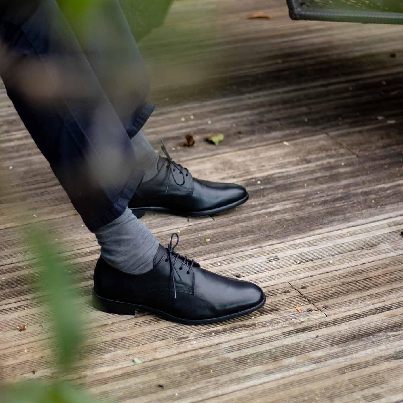 Chaussures personnalisées pour uniforme