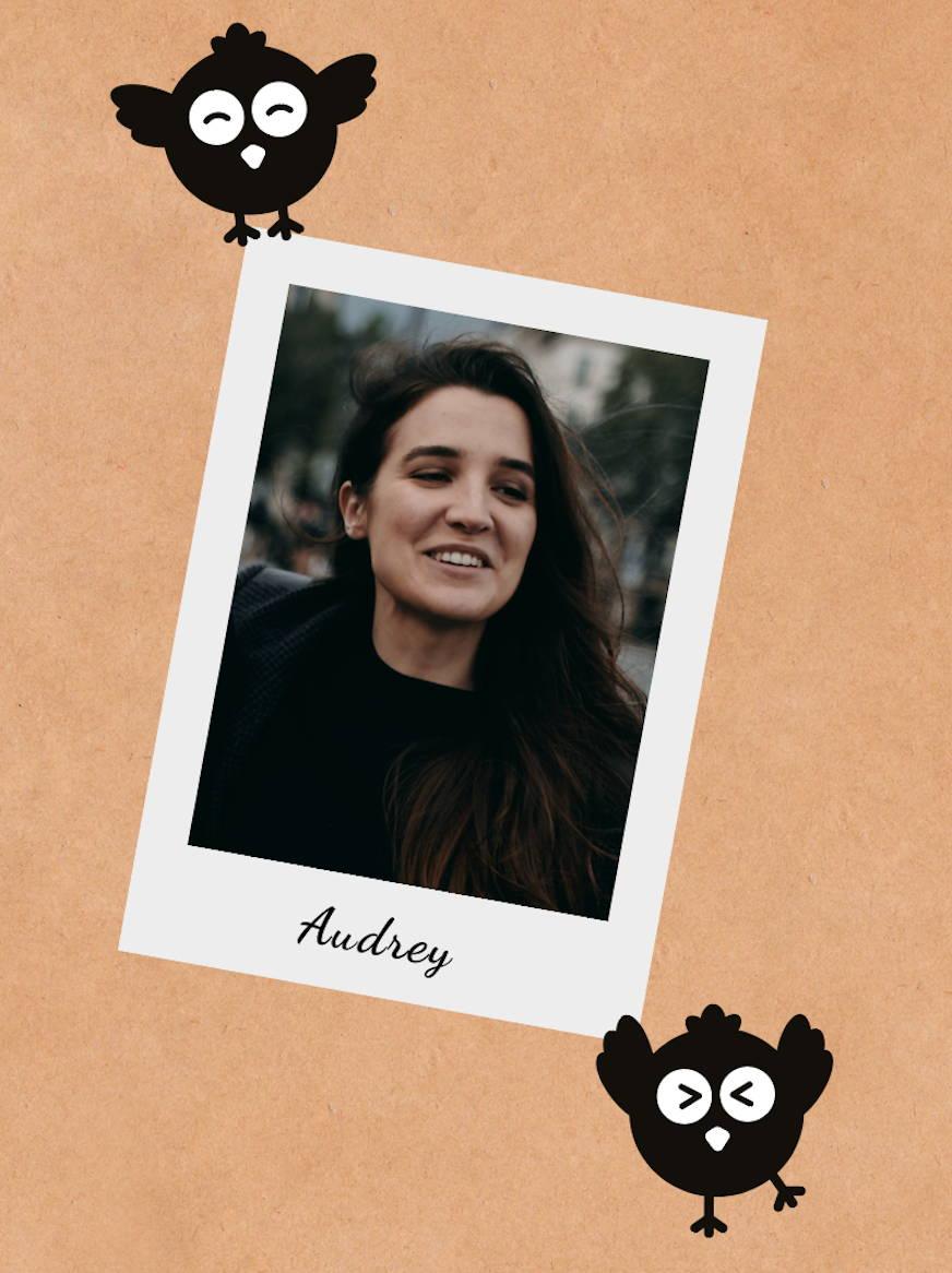 Audrey Destang fondatrice de Popee