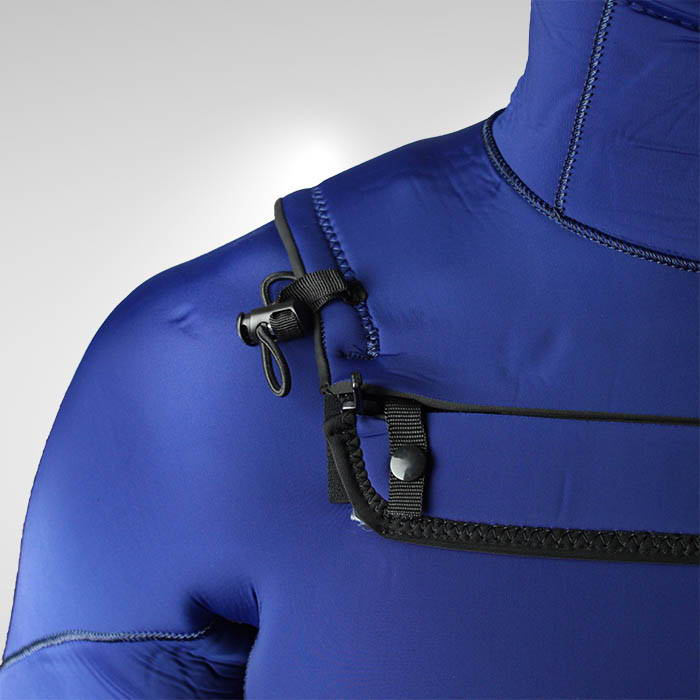 no flush wetsuit toggles