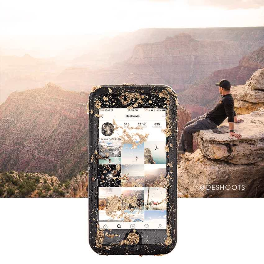 shockproof iphone case