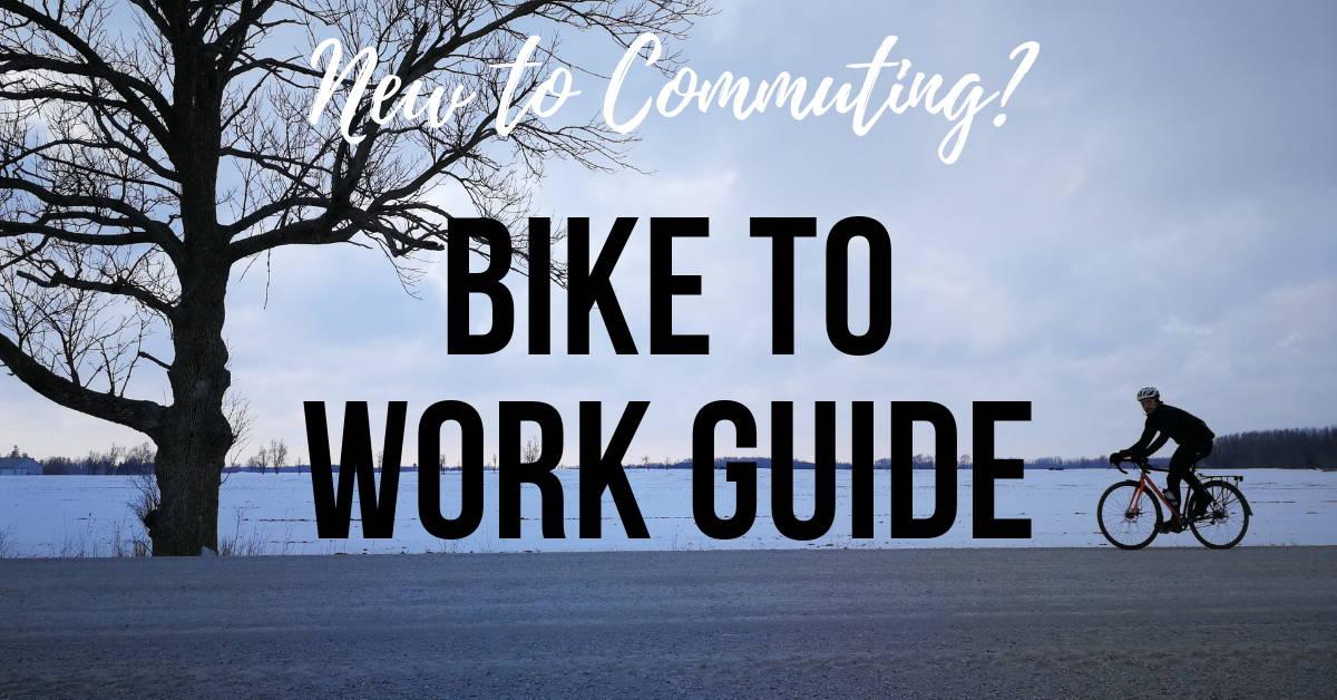 Two Wheel Gear Bike to Work Guide