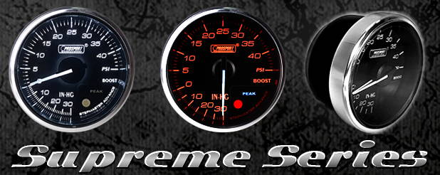 Prosport Premium Series Gauges