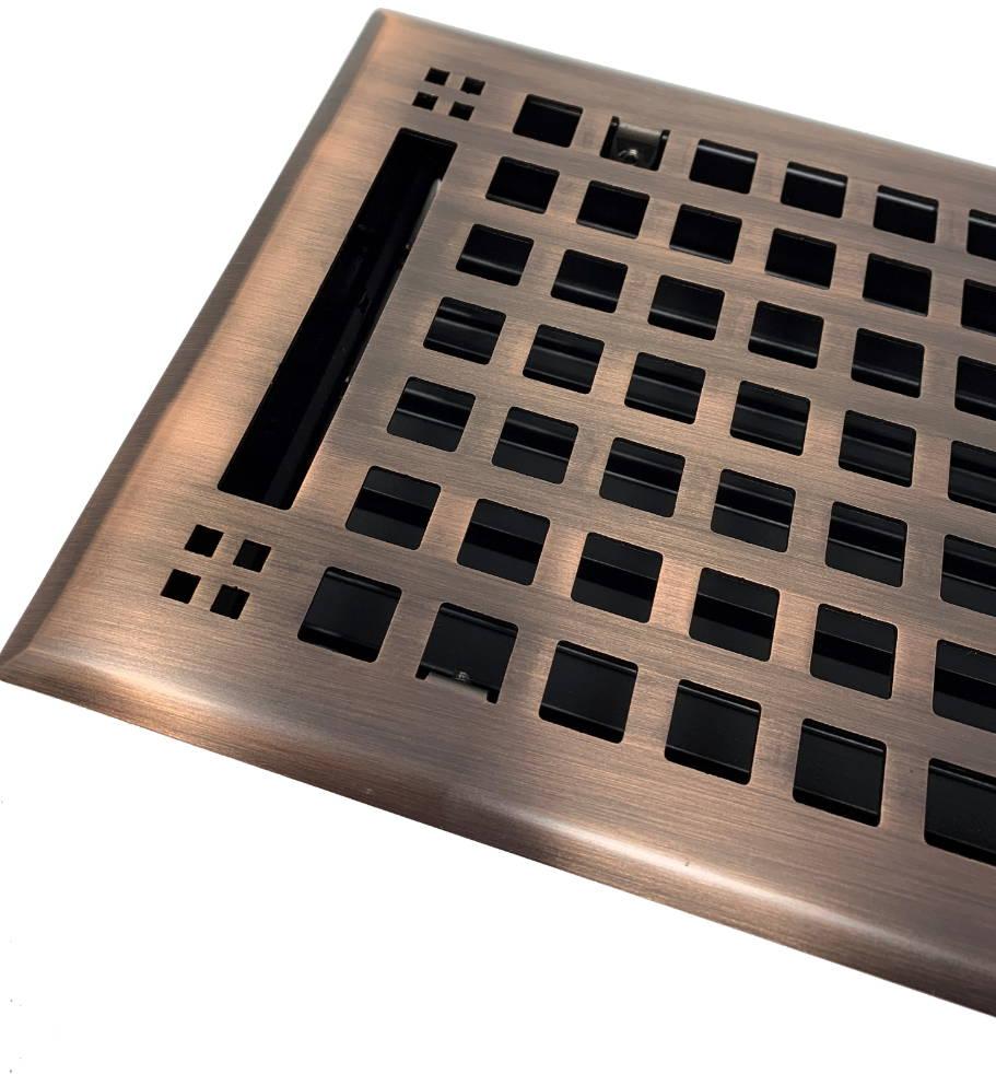 Bronze Vent Covers