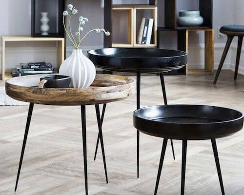 Accent Tables - Mater Bowl Table