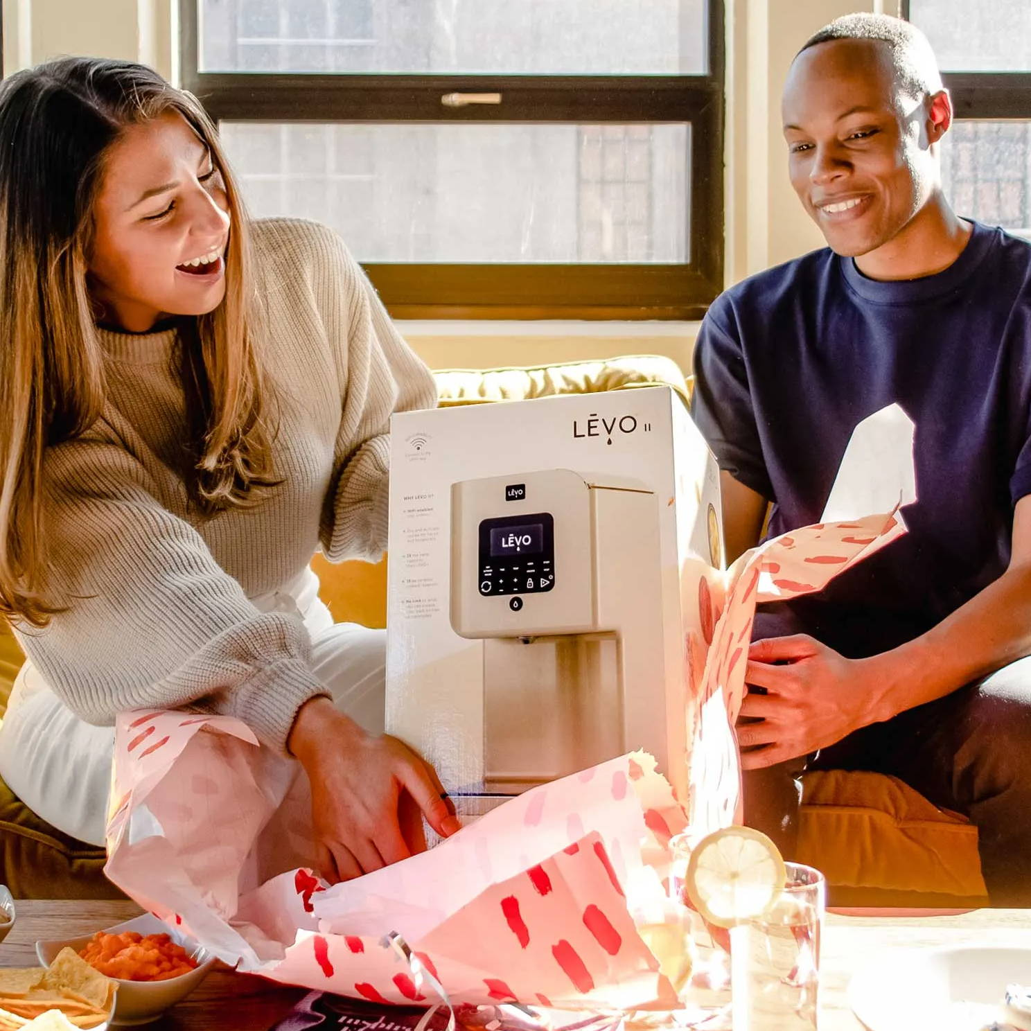 LEVO Oil and butter infusion machines make a great gift!