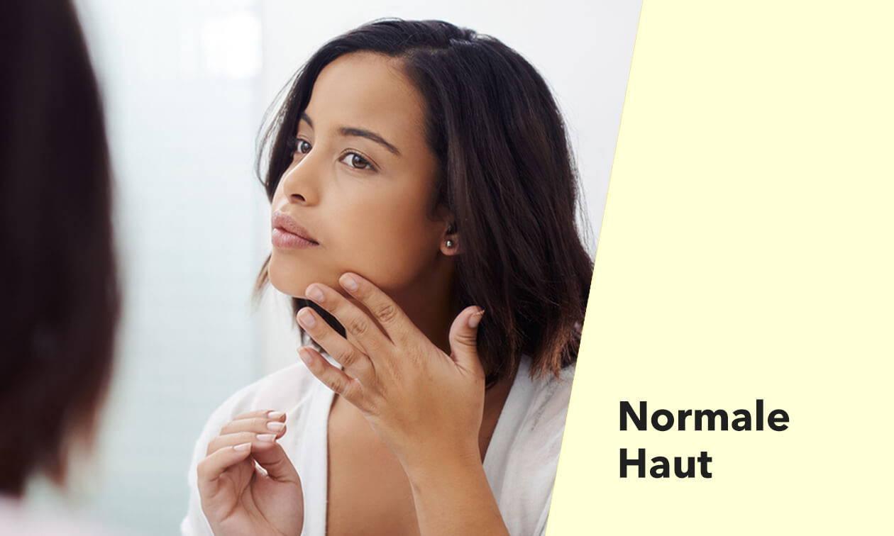 Normale Haut natürlich pflegen | Five Skincare