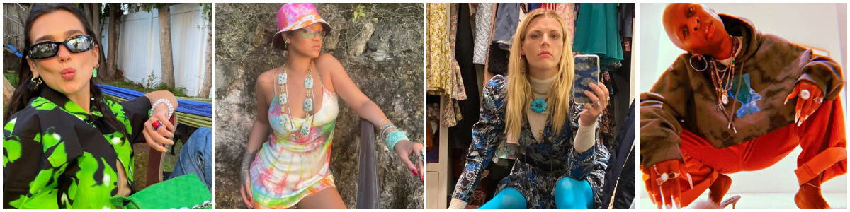 Celebrities who love jewelry
