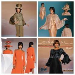 Donna Vinci Suits Fall 2019
