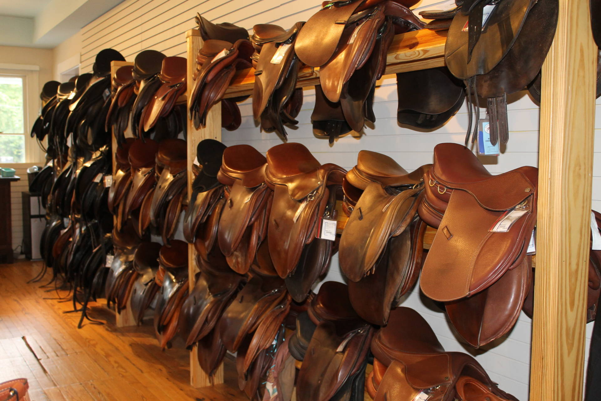 Sell your used tack and apparel
