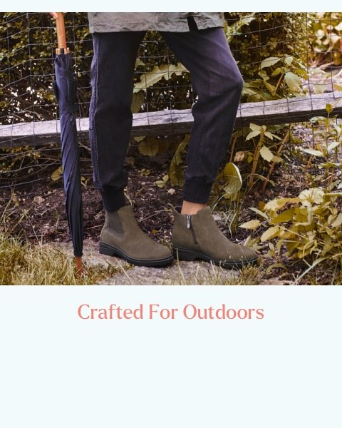 Crafted For Outdoor