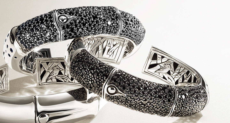 Black Sapphire Bracelets