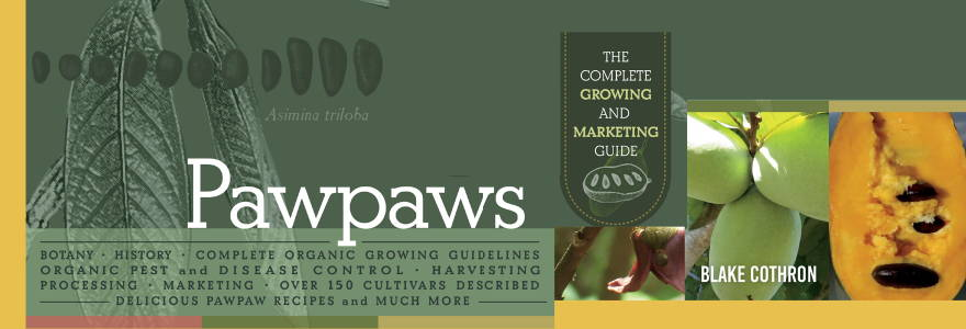 Pawpaws book cover