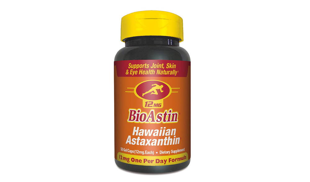 Amandean's Top Supplements Astaxanthin
