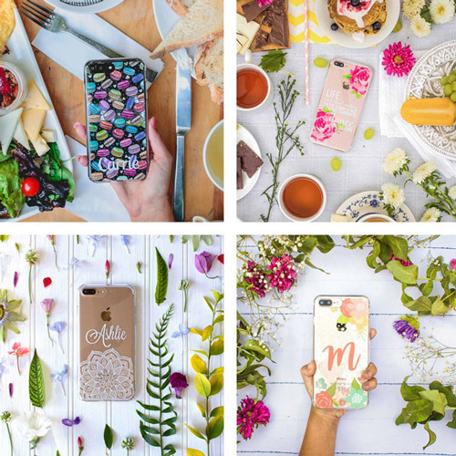 Cases with Personalization