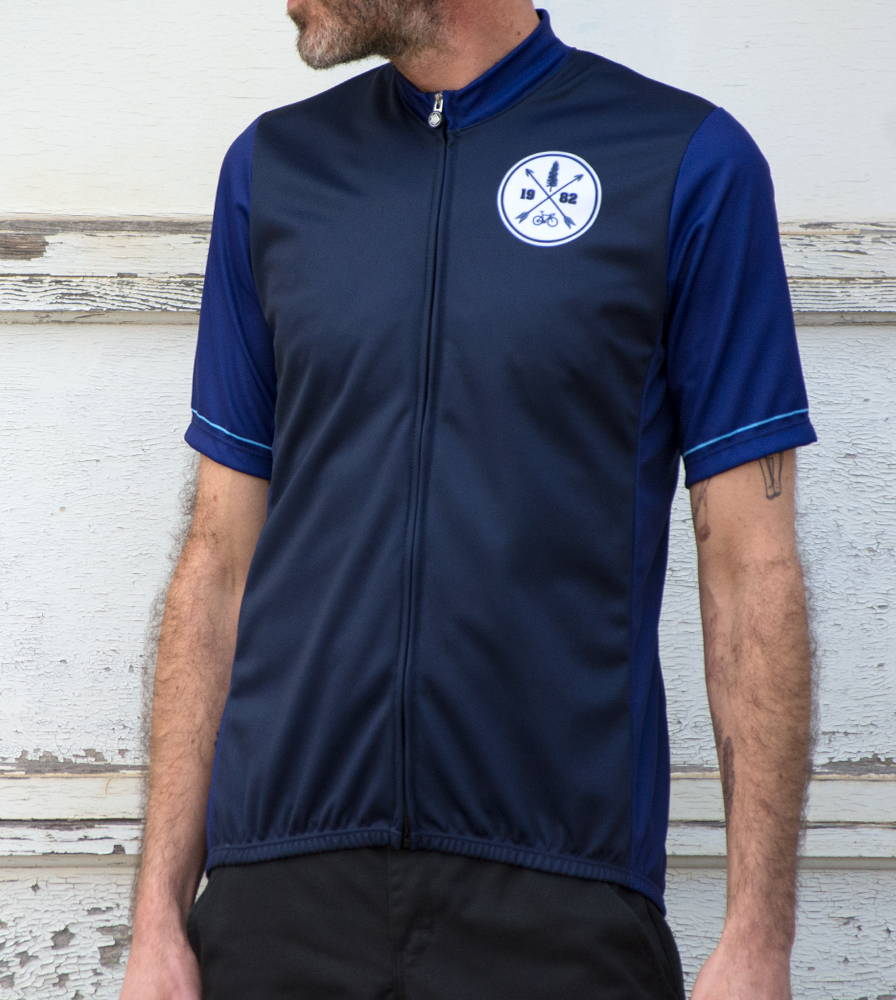 Cycling Jersey - Mountains