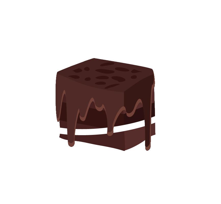 Brownie Blast Off
