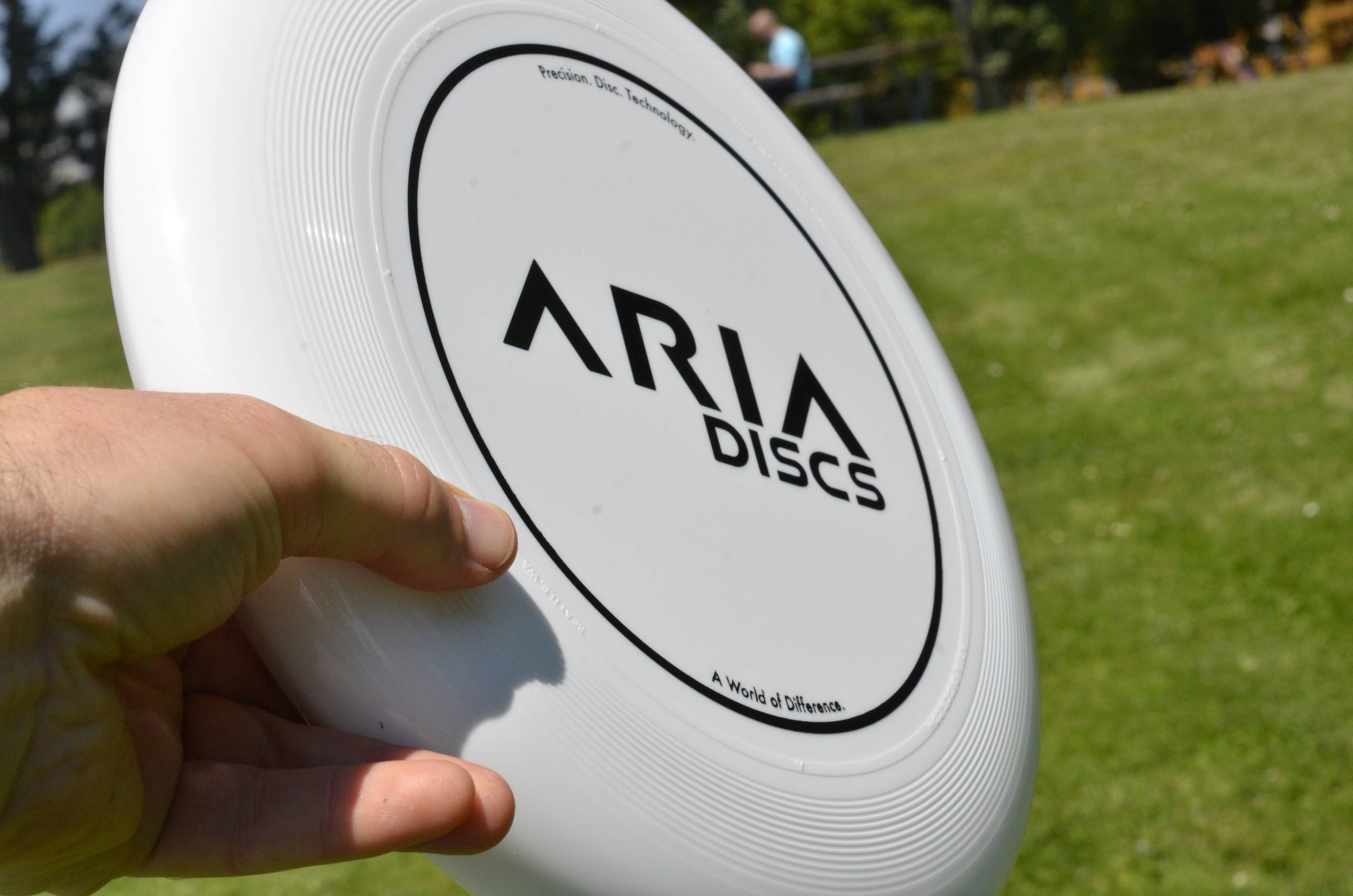 ARIA professional official ultimate flying disc for the sport commonly known as 'ultimate frisbee' news and press