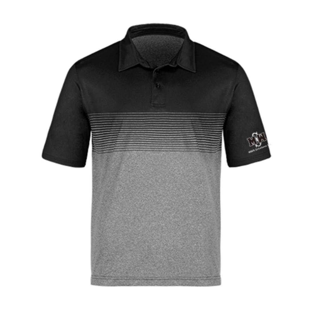 Custom Embroidered Polo Shirt Example 1