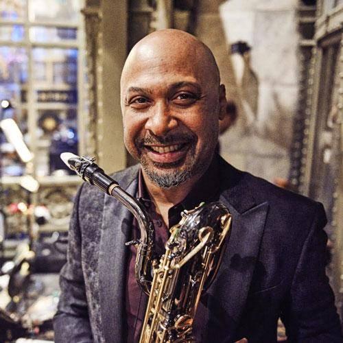 SNL Band bari sax player Ron Blake uses Key Leaves products