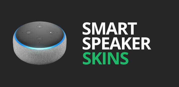 Smart Speaker Skins
