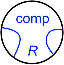 line free computer bifocal icon