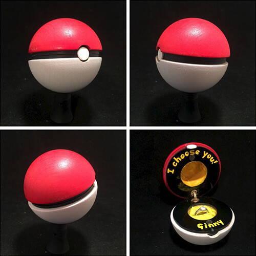 Pokemon Ring Box